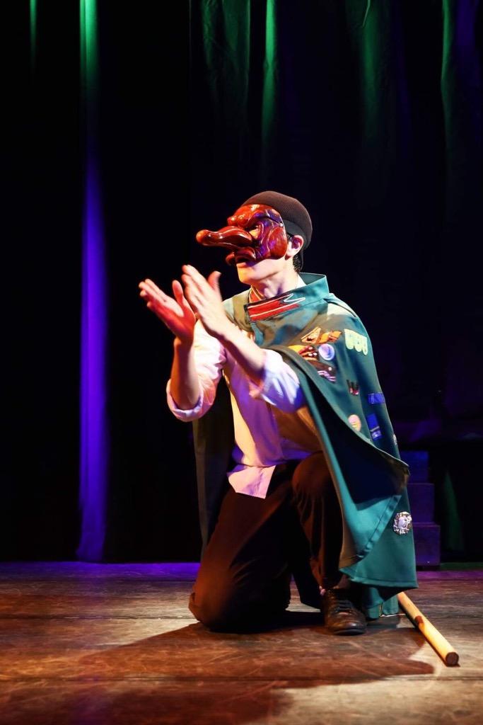テアトロ コメディア•デラルテ 大塚ヒロタの写真